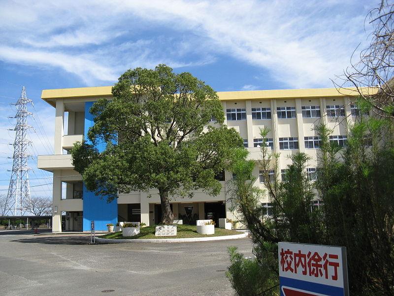 宮崎県立延岡青朋高等学校